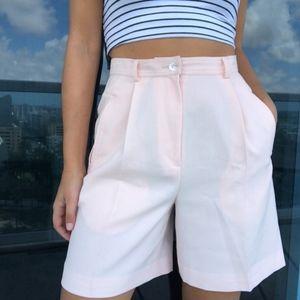 Vintage Reflections Spiegel high waist shorts W26